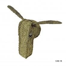 Cabeza burro esparto