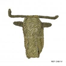 Cabeza vaca esparto